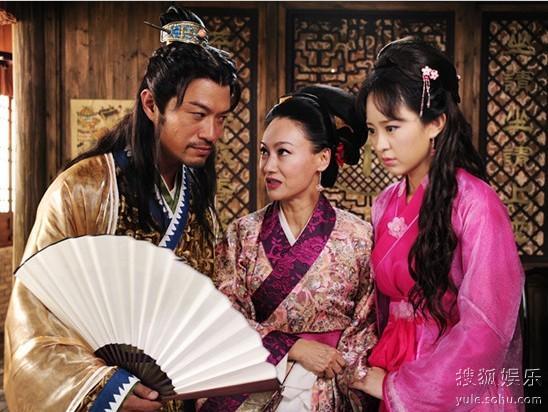 武松》卫视热播孙耀琦引发金莲热-搜狐娱乐