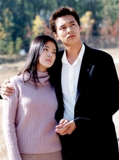 《蓝色生死恋》里的宋慧乔and元彬:他们的故事足以配得上
