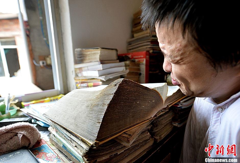 【图片故事】舌尖上的阅读