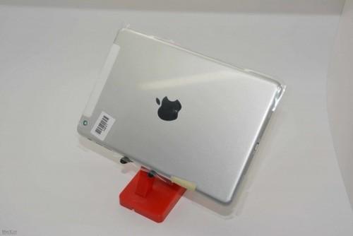 多图 苹果iPad mini 2后壳各细节曝光