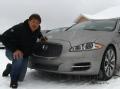 [海外新车] 冰天雪地试驾 豪华座驾捷豹 XF