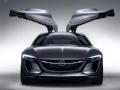 [海外新车]冲击性新设计欧宝Monza概念车