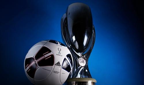 欧洲超级杯比赛用球