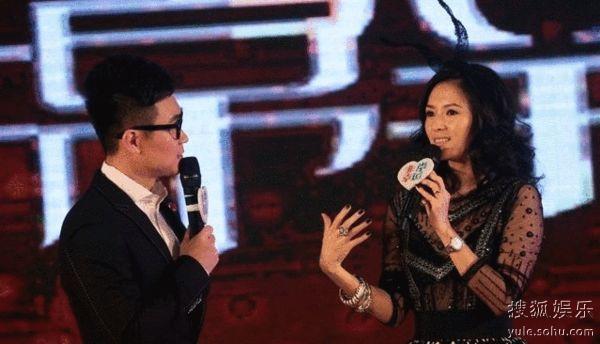 屌丝男士第三季搜狐_大鹏与章子怡互动很激动 邀女神拍《屌丝男士》-搜狐