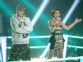 《中国好声音-第二季张惠妹团队精编》第八期 叶玮庭VS李秋泽《最炫民族风》