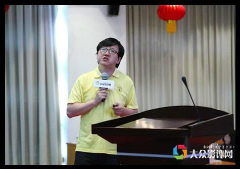 林天强:导演,编剧,新媒体艺术家,文化创意产业专家
