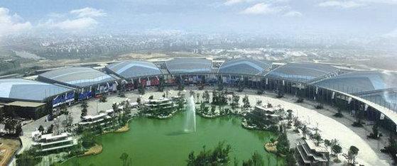成都新国际会展中心