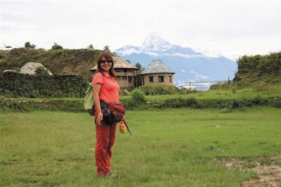"""博卡拉,一个乡村小城,被称为""""南亚小瑞士"""",是尼泊尔最为盛名的风景地。因为博卡拉是车友爱好者的天堂。所以,我和朋友决定从西藏樟木进入尼泊尔,在加德满都租车去博卡拉。"""