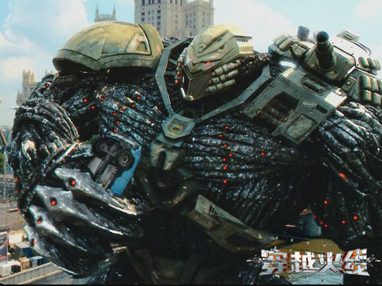 《穿越火线》:机器人大战