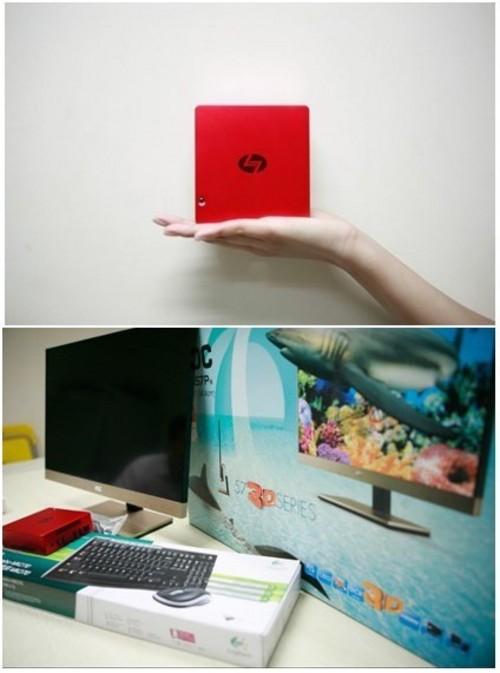 3D显示器
