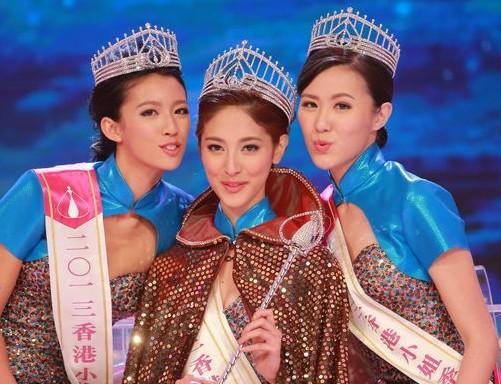2013港姐三甲