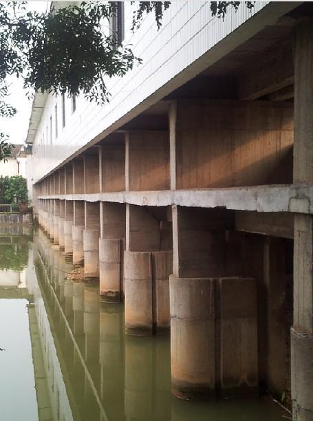 兴宁望江狮水闸被鉴定为四级危闸四年仍未拆除,严重威胁十余万人生命财产安全