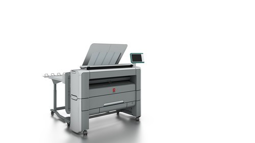 奥西PlotWave360黑白打印系统