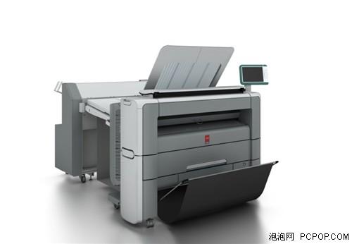 云时代高效打印利器:佳能宽幅面打印