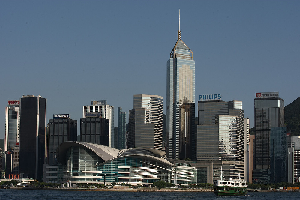 全球最受欢迎城市 香港排名第八(组图)