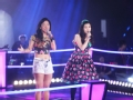 《中国好声音第二季片花》第九期 九九VS苏梦玫《青苹果乐园》
