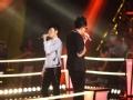 《中国好声音第二季片花》第九期 金润吉VS非非《秋意浓》