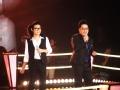 《中国好声音第二季片花》第九期 葛泓语VS张珈铭《Stand by Me》