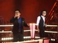 《中国好声音-第二季庾澄庆团队精编》第九期 葛泓语VS张珈铭《Stand by Me》