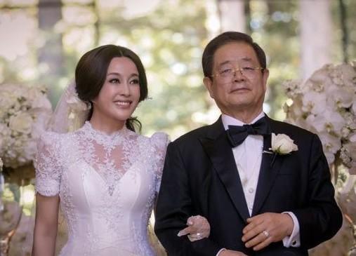 刘晓庆独家专访 首谈老公王晓玉