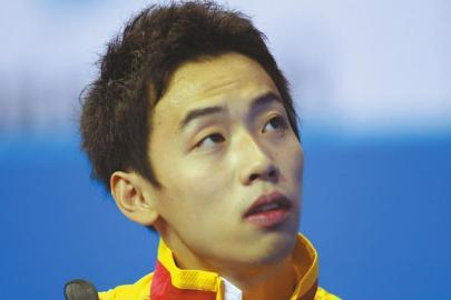 邹凯说,退役后不会做教练。