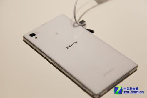 骁龙800强劲拍照 索尼Xperia Z1亮相IFA