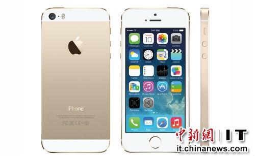 苹果发布iphone 5s和5c 中国内地20日首发上市