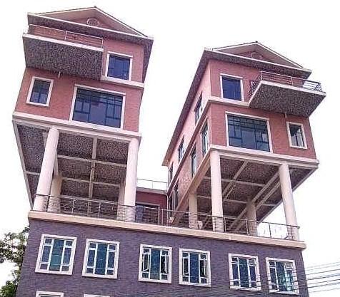 嘉筑建筑别墅设计图
