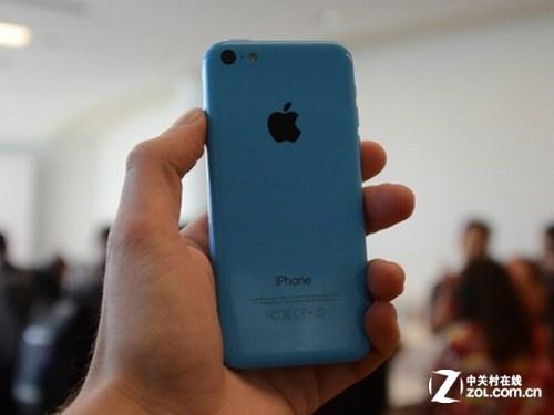 新品iPhone 5C领衔 8款多配色智能机荐