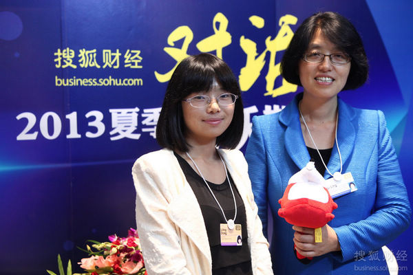 北京大学国家发展研究院博士,经济学教授李玲接受搜狐财经的专访.