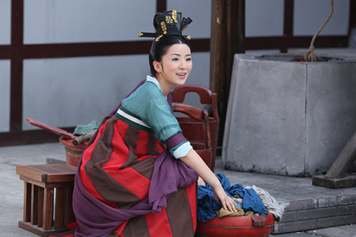 刘庭羽剧照