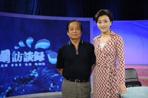 《杨澜访谈录》专访 韩美林