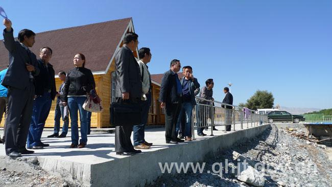 [青海]省交通厅开展2013年水运建设市场检查(图)