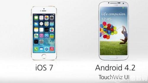 苹果5与三星s4�:/�_谁的性能更好 苹果iphone5s对比三星s4