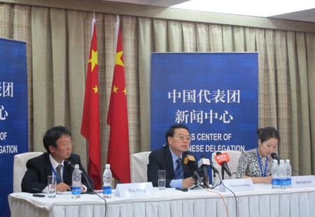 外交部介绍习近平访问中亚四国并出席上合峰会