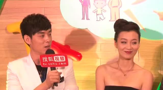 《小爸爸》庆功会 刘欢:感谢广大粉丝的厚爱