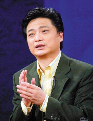 崔永元做客节目。(资料图)