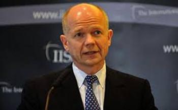 英国外交大臣黑格