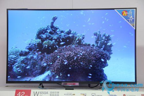 索尼KDL-42W650A液晶电视
