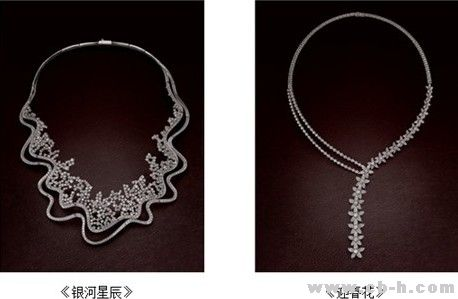 金伯利钻石作品斩获国际珠宝设计大赛创意大奖(组图)图片