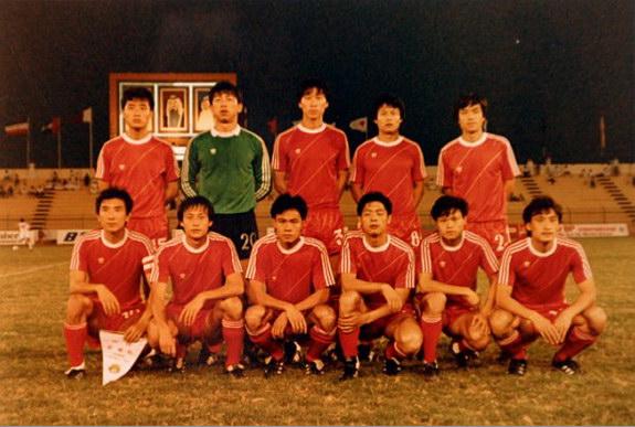 88年亚洲杯悲壮抗韩战