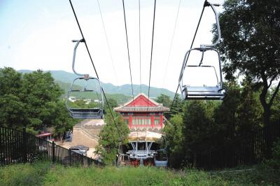 <b>北京香山一游客乘缆车坠亡目击者称自行跳下</b>