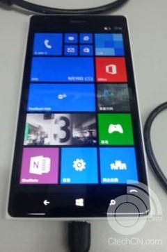 最强WP8 诺基亚Lumia 1520行货真机曝光