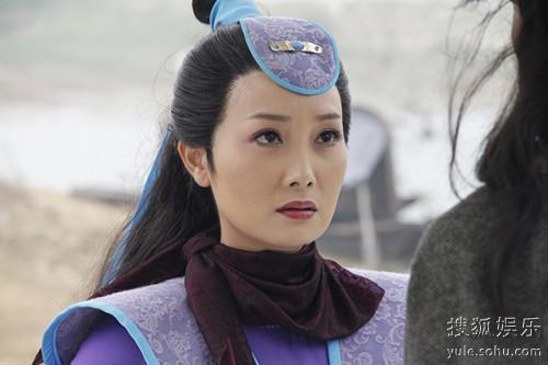蒋林静杨妃床戏_隋唐英雄3杨妃扮演者是谁《隋唐英雄3》杨妃