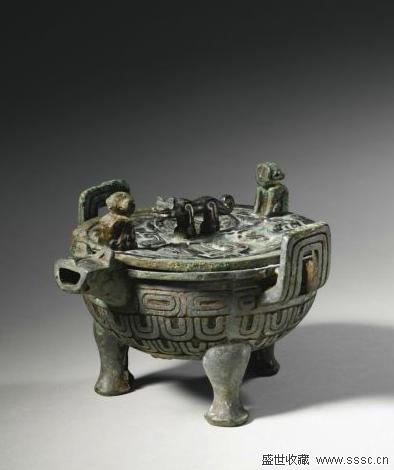 ...青铜器来源显赫   从日前上海博物馆斥巨资收购一件传世青铜...