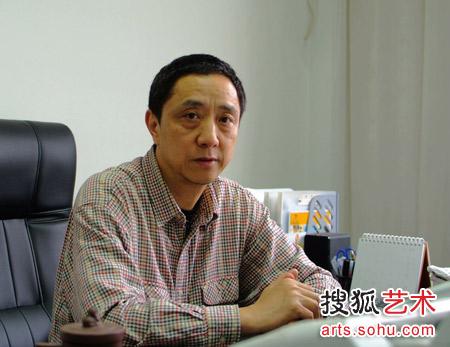 南京艺术学院美术馆馆长李小山