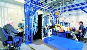美国国家航空航天局招募科研对象 志愿者需保持脚高头低姿势满70天