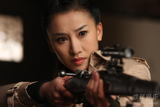 天狼星行动女主角_朱子岩出演《天狼星行动》 演神枪手获封女汉子-搜狐娱乐