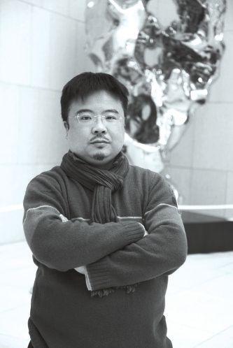 龙美术馆执行馆长黄剑:丰富藏品是最大优势