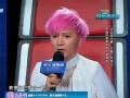 《中国好声音-第二季酷我真声音片花》第十一期 梁君诺:好声音落选很遗憾